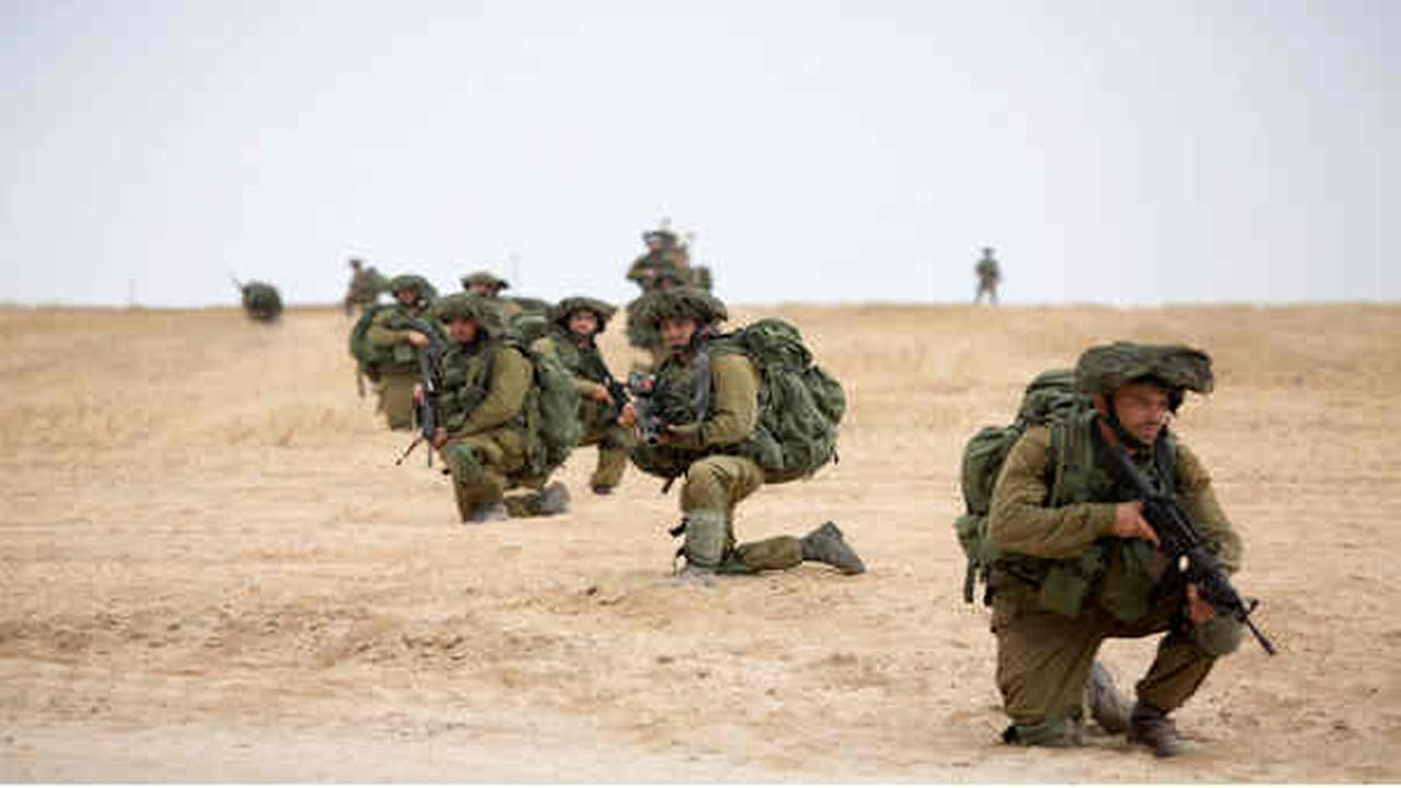 Israeli soldier missing as Gaza fighting rages on >