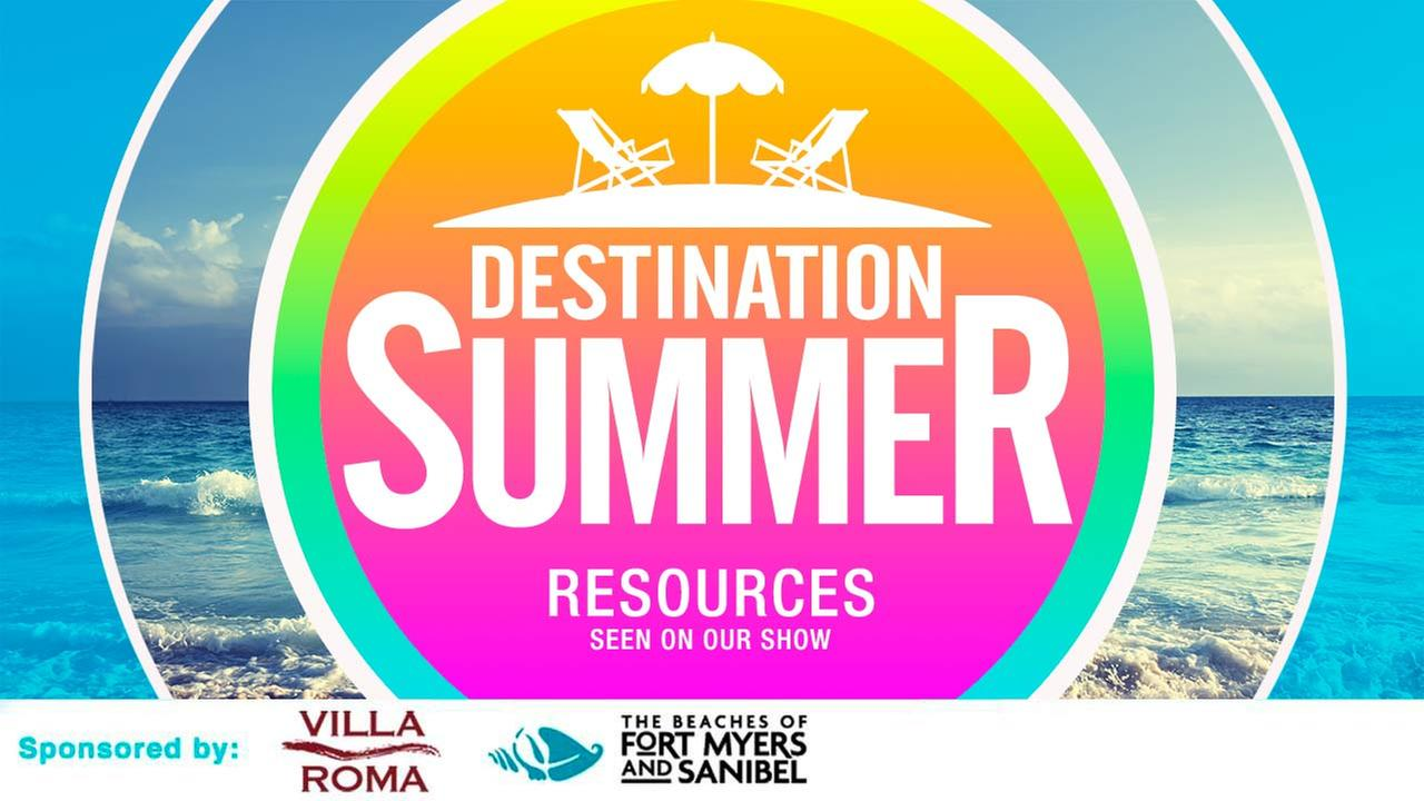Resources: Destination Summer