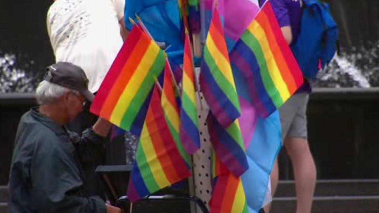 Pride Week kicks off in New York City