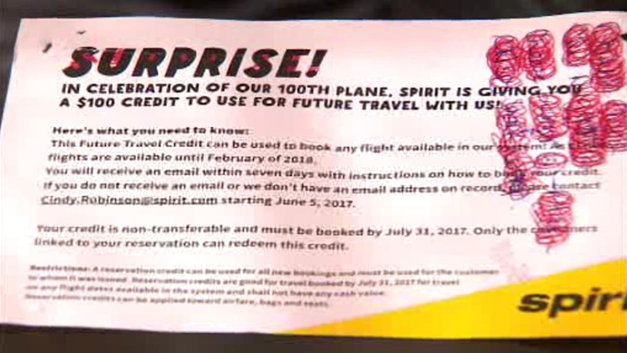 7 On Your Side: Freebie Flight Turns Expensive For New Jersey Mom