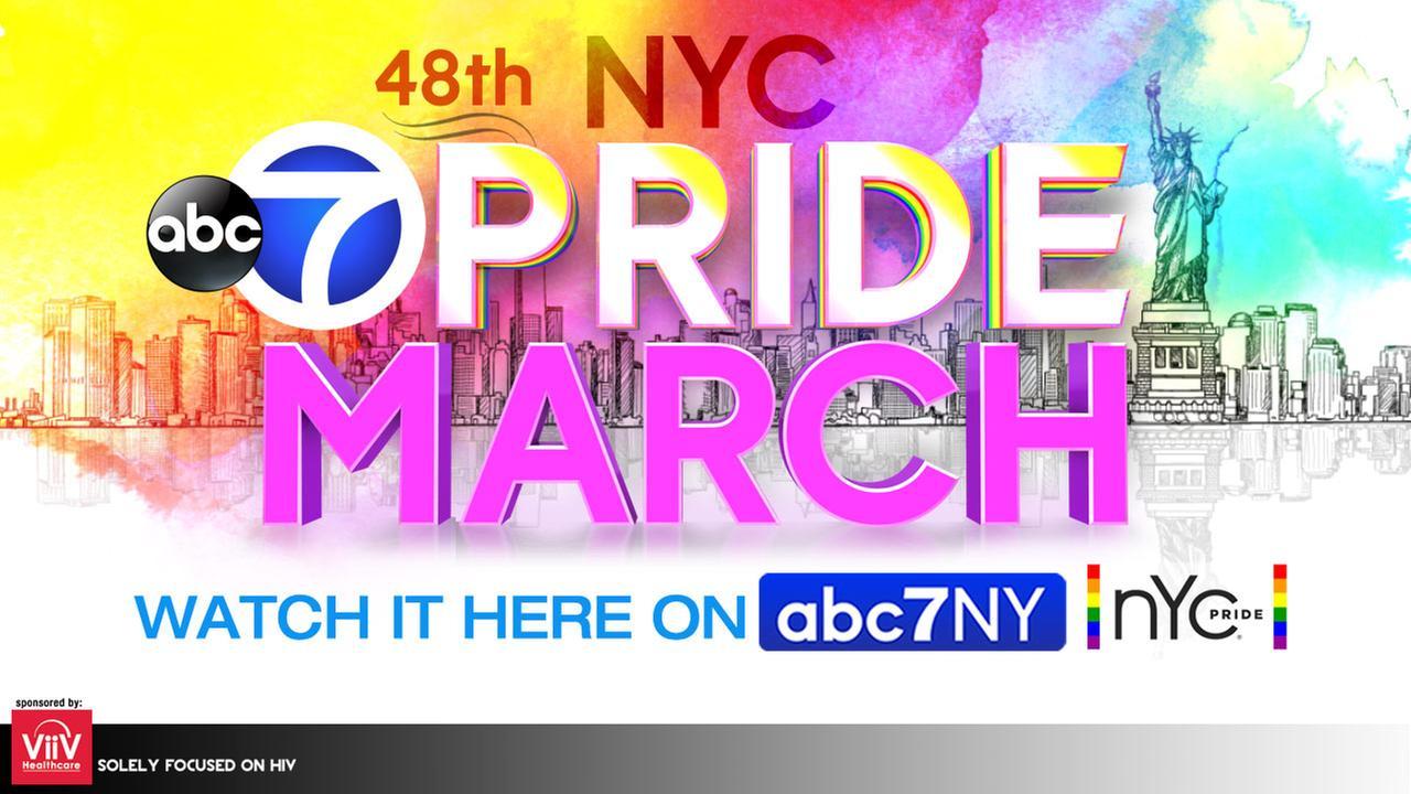 2017 NYC Pride March: Part 9