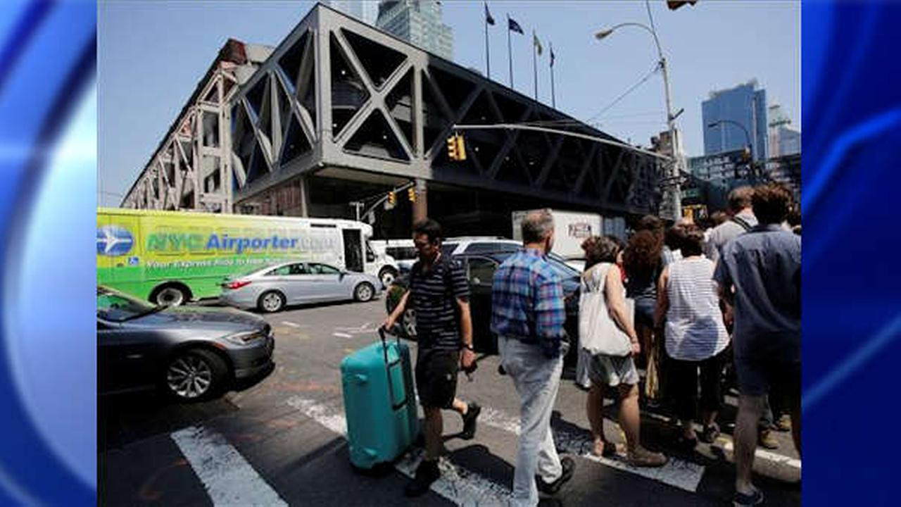 Port Authority plans to upgrade bus terminal in Midtown>