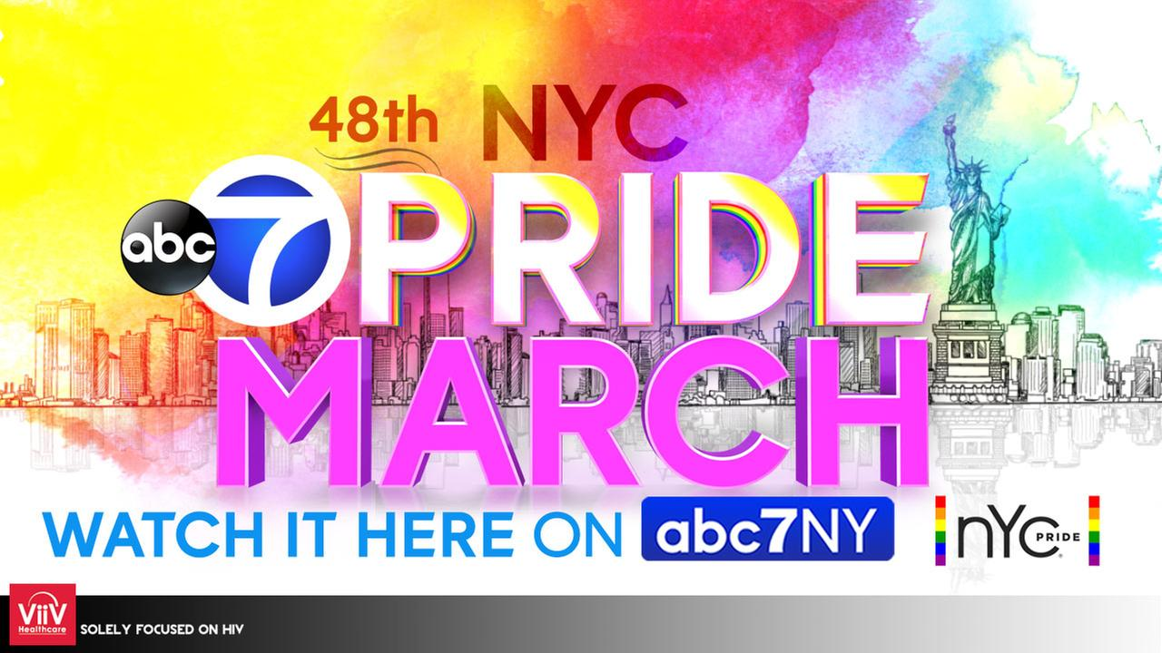 2017 NYC Pride March - Watch it On Demand!