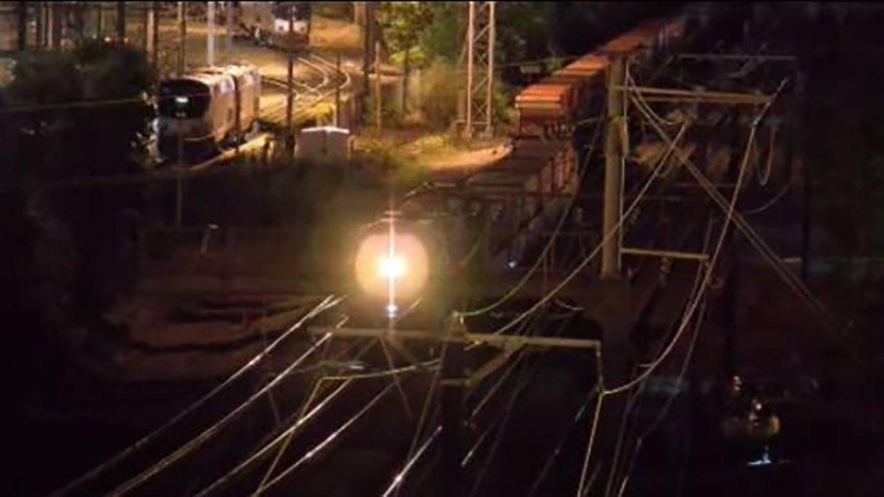 Two CSX workers were killed when they were hit by a train late Tuesday.