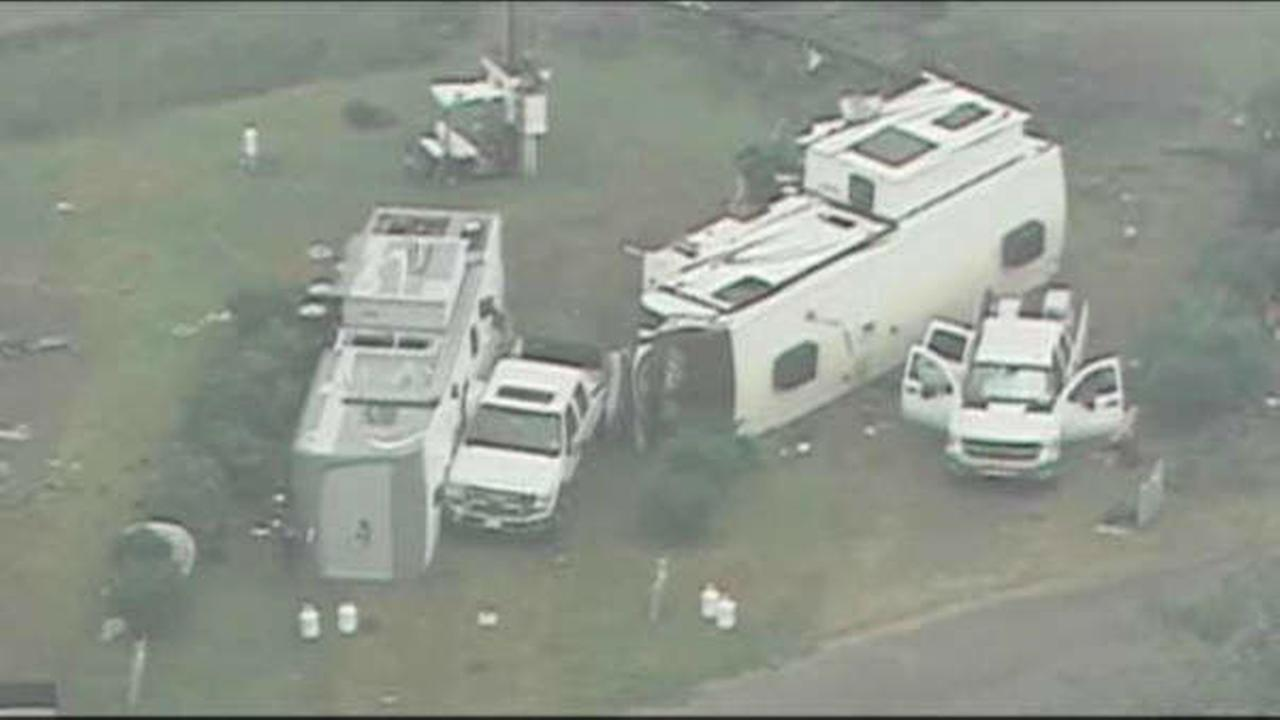 2 from Jersey City dead after storm at Virginia campground
