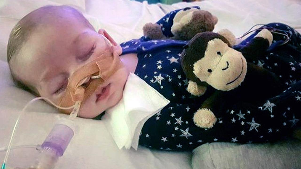 Parents still fighting for Charlie Gard's treatment