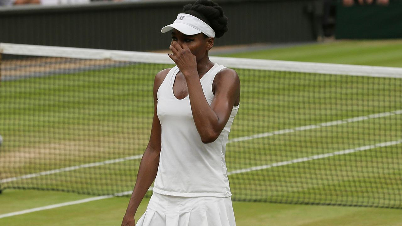 Garbine Muguruza Beats Venus Williams to Win Wimbledon