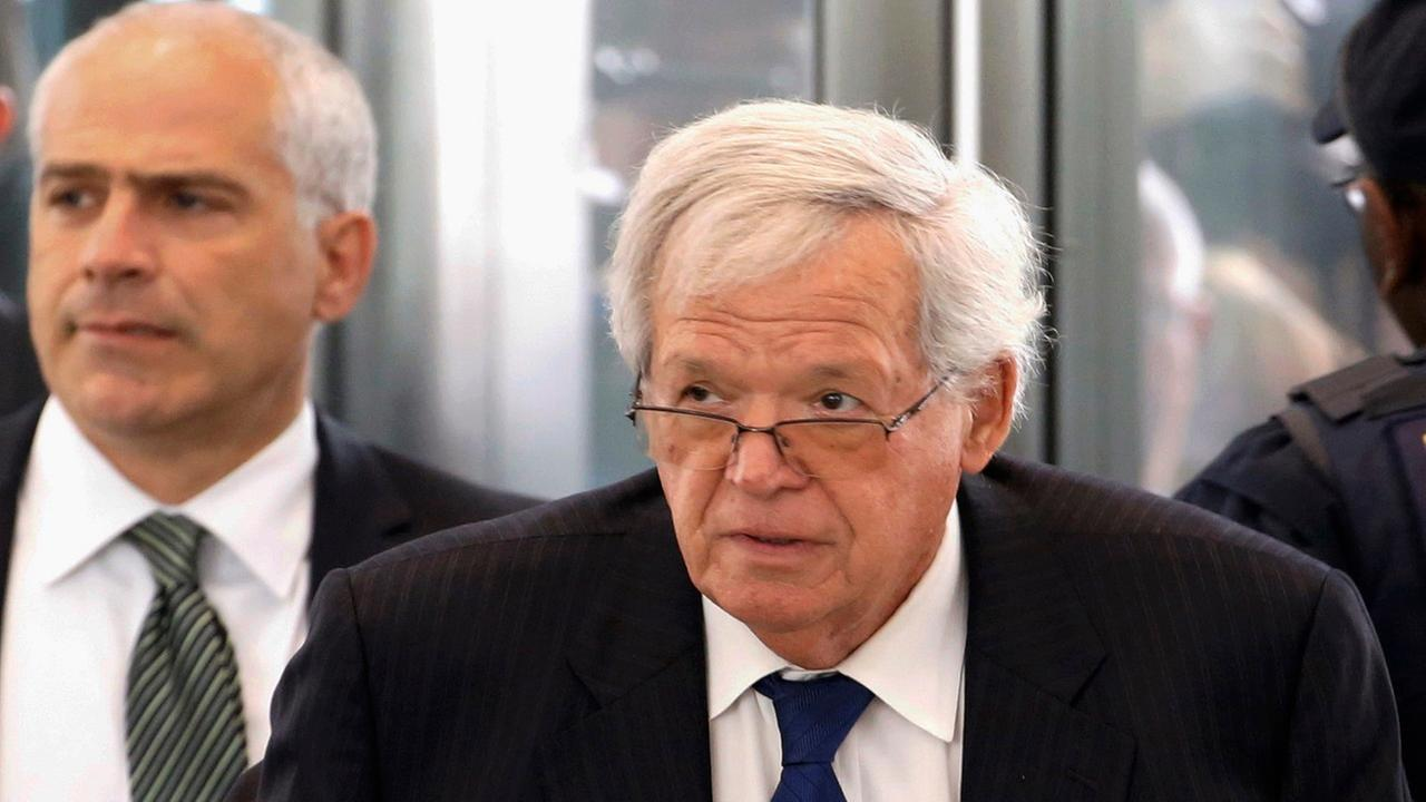 Dennis Hastert released from federal prison in Minnesota