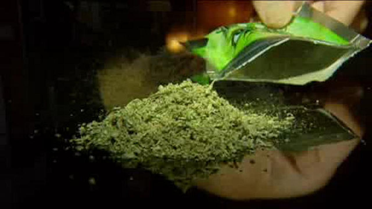 NYC Health department issues warning about dangers of synthetic marijuana