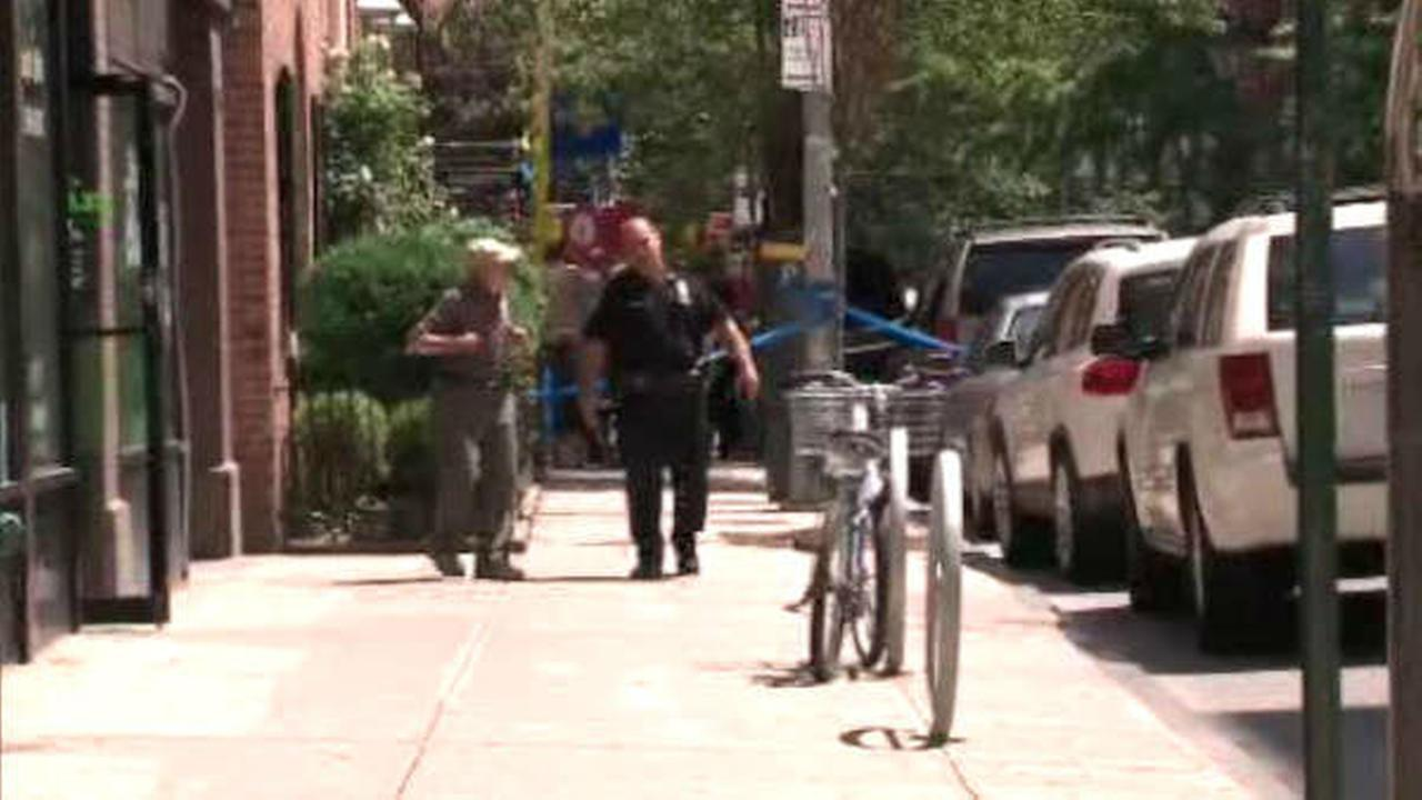 2 law enforcement agents shot in West Village