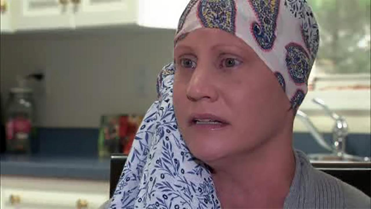 Cancer patient sues DMV over 'humiliating' treatment