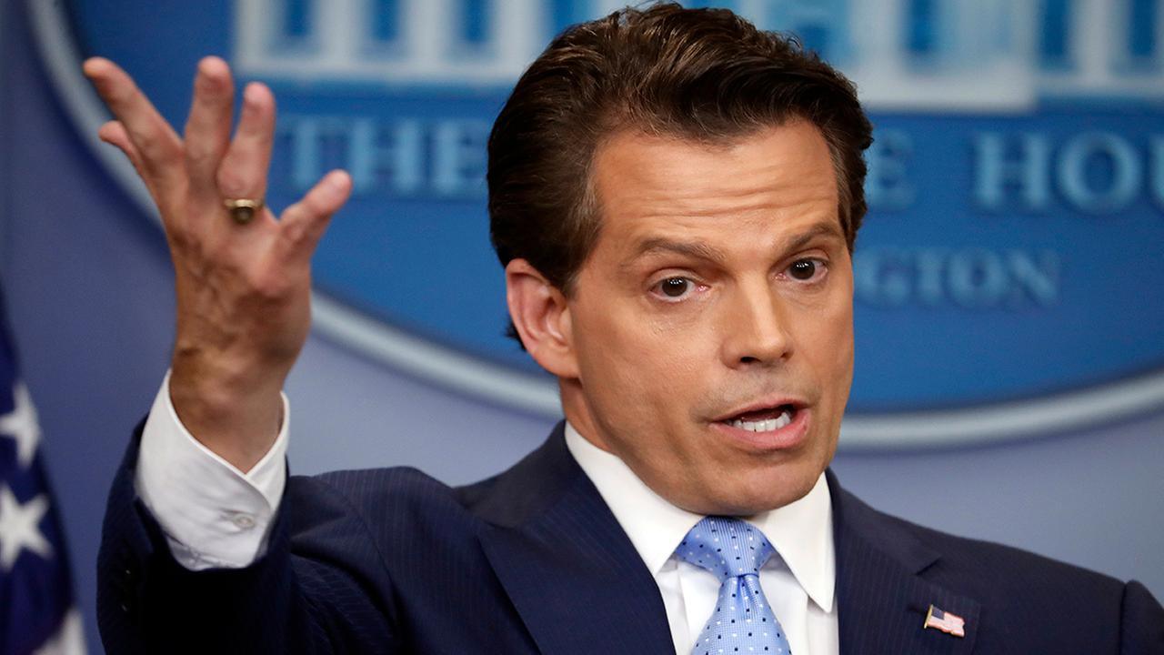 Scaramucci Is Out As White House Comms Chief