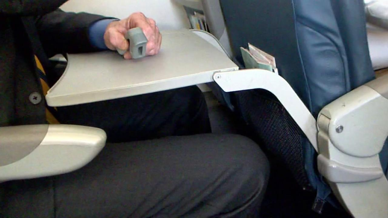 FAA Ordered To Reconsider Regulating Airline Seat Size