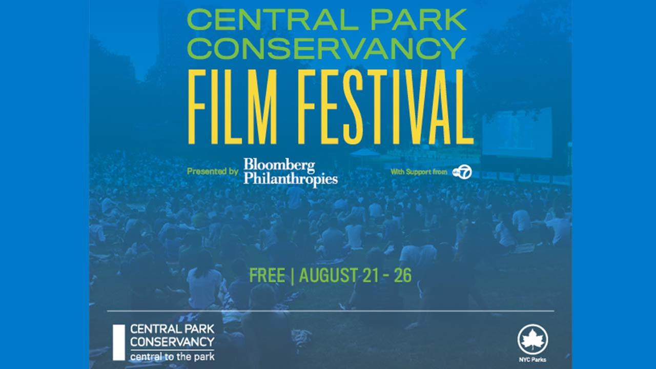 Summer Fun 2017: Central Park Conservancy Film Festival