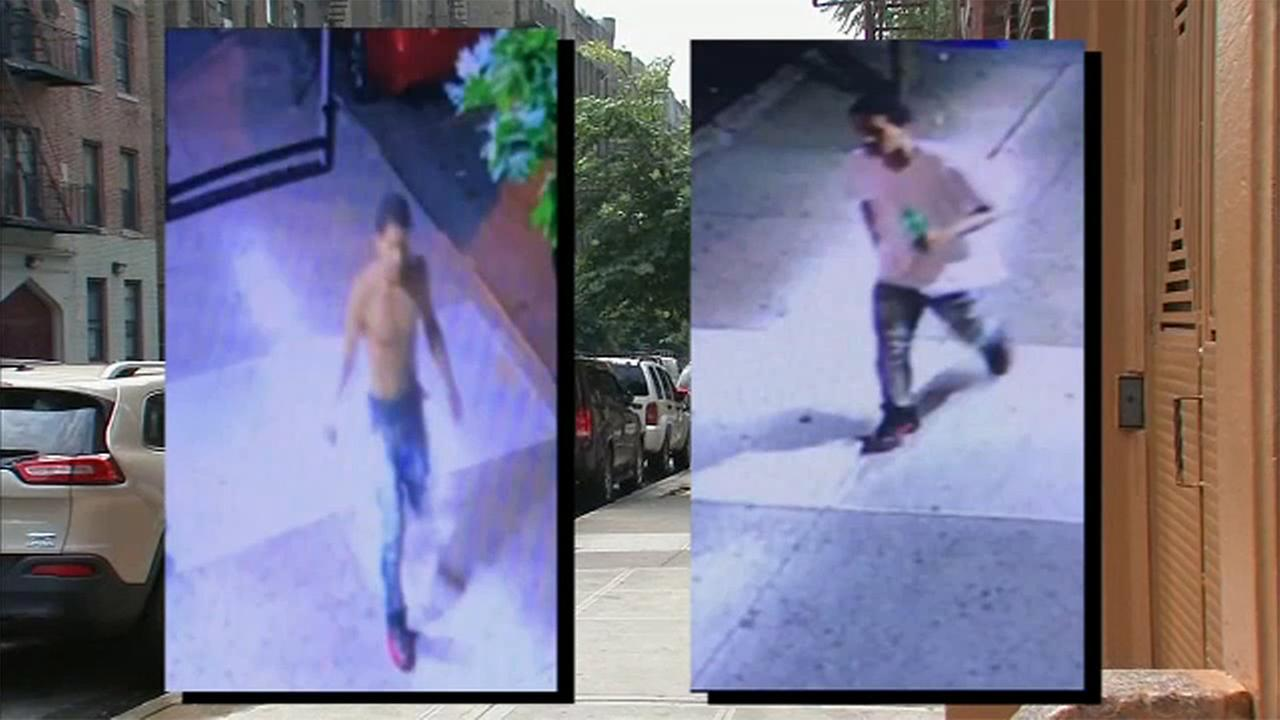 bronx gold chain shooting suspect