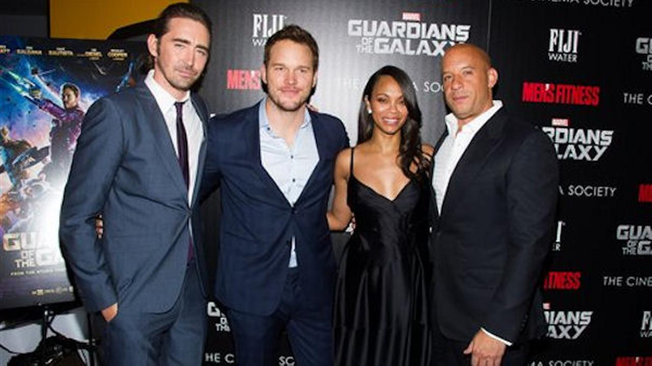 guardians of the galaxy new york
