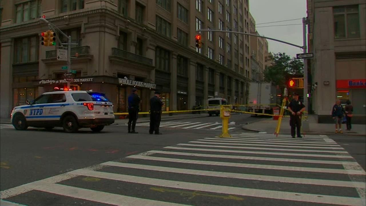 73-year-old man dead after being struck by tractor-trailer in Chelsea