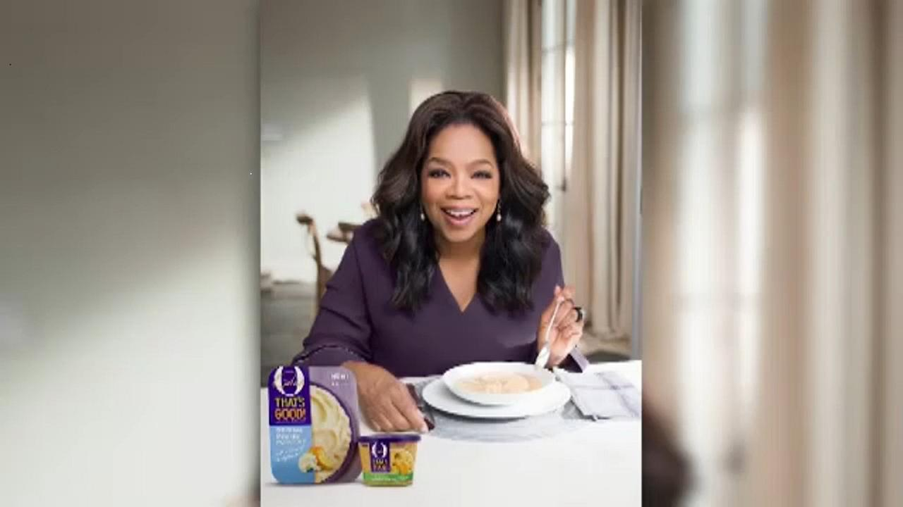 Oprah brand called 'O, That's Good!' will soon hit the supermarket shelves