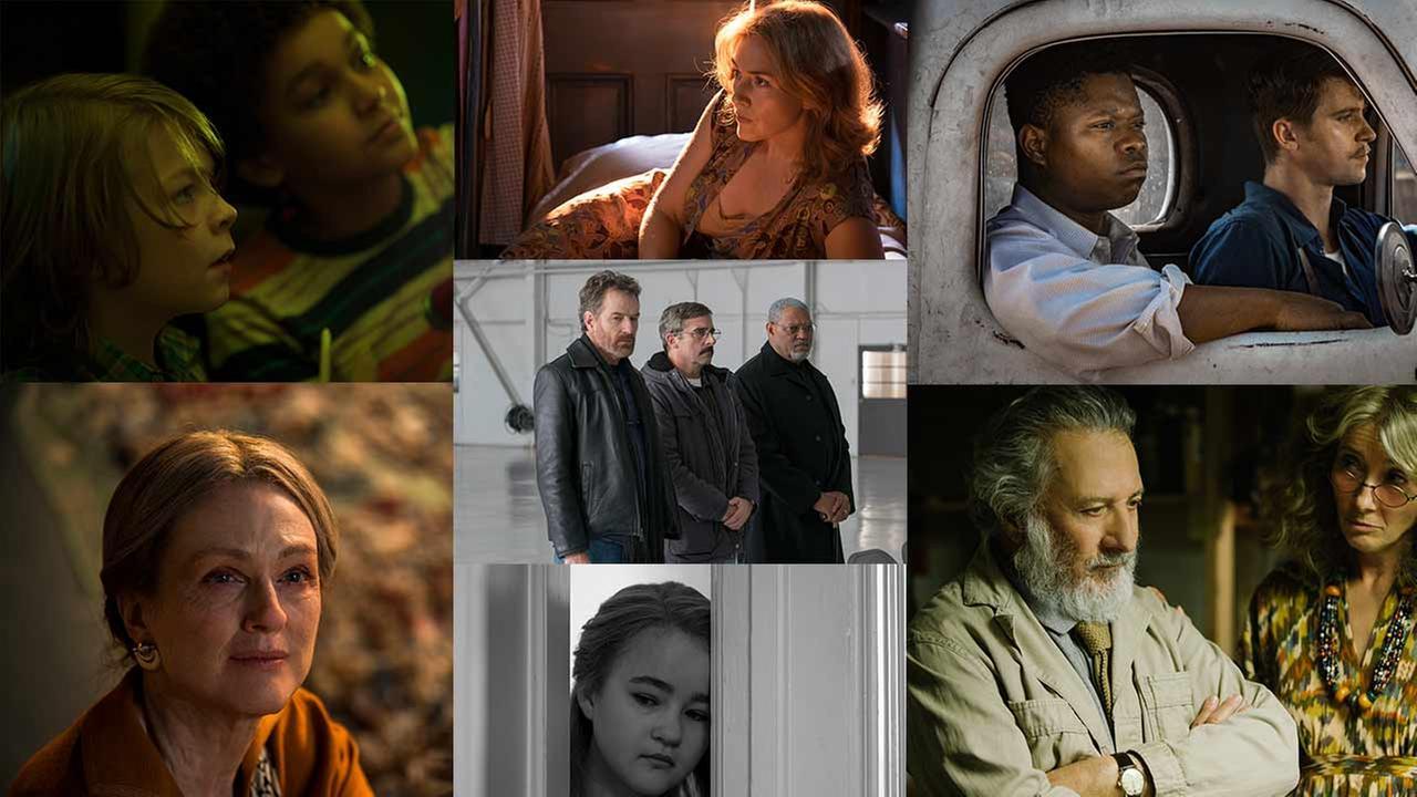 The 55th New York Film Festival Main Slate