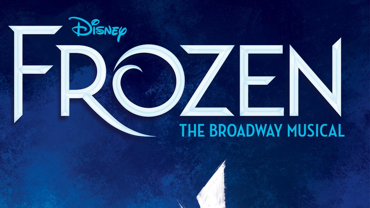 frozen the musical broadway new york city