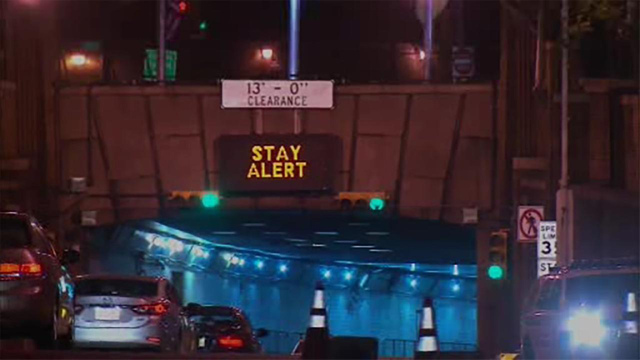 Lincoln Tunnel emergency drill takes place overnight