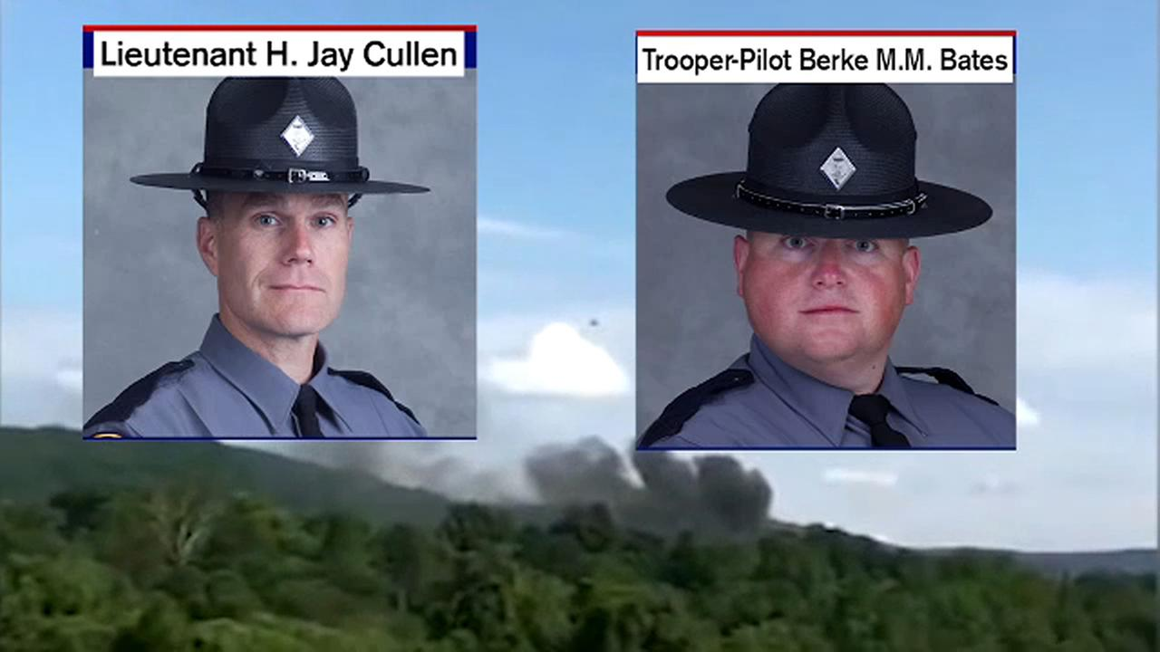2 police personnel dead after helicopter crashes near Charlottesville,Virginia rally