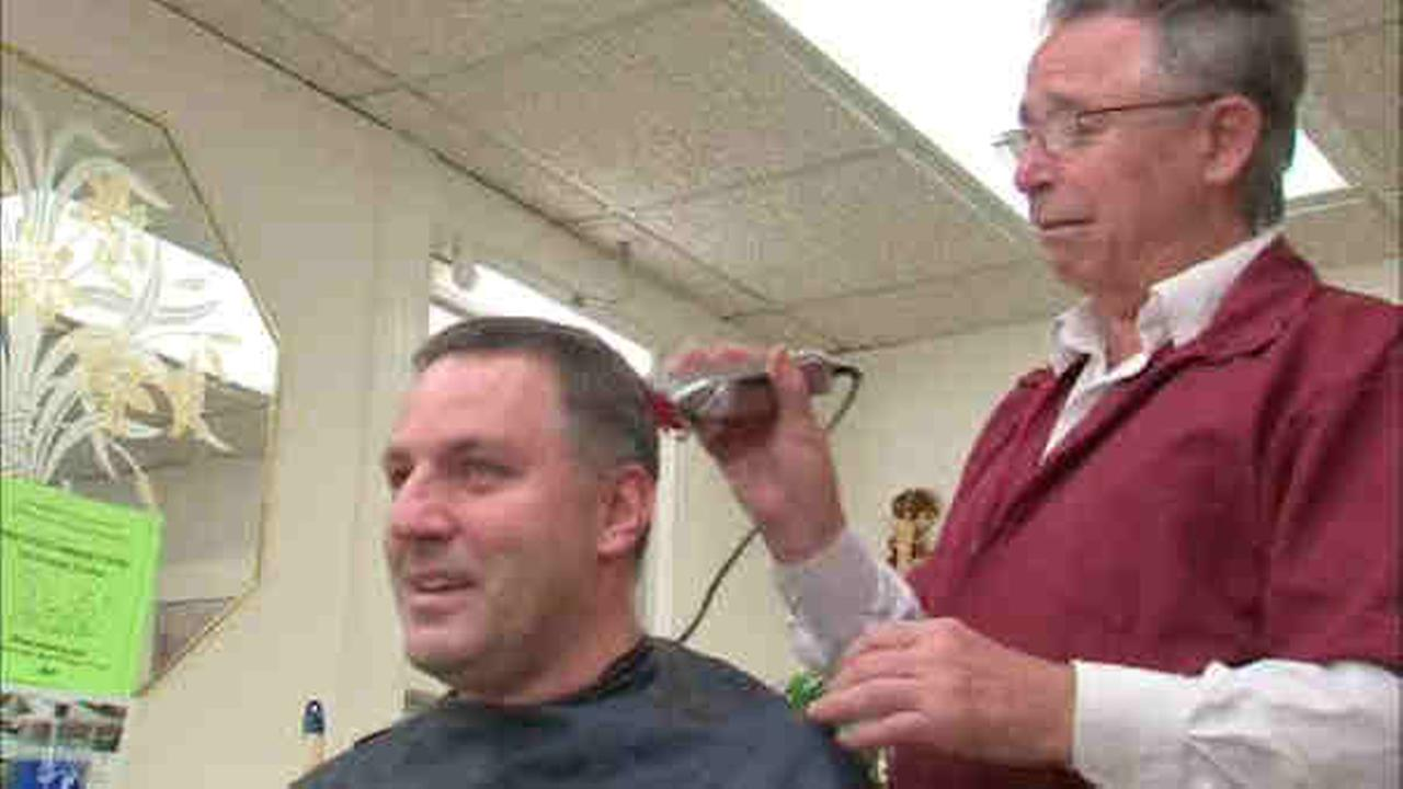 barber retires after 50 years on the job