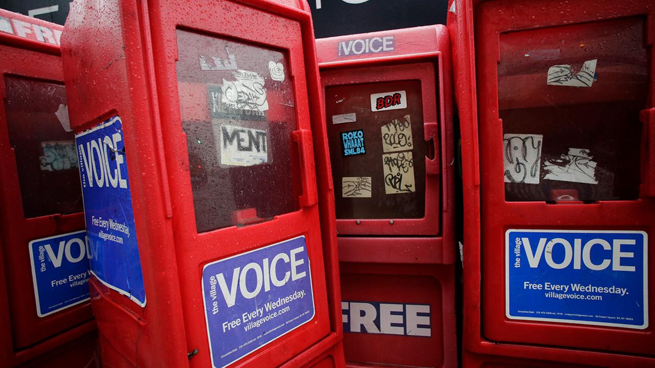 The 'Village Voice,' the nation's first alt-weekly, ends print publication