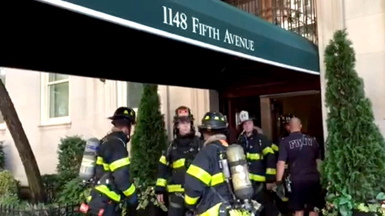 3 burned in apparent flash fire in Upper East Side elevator