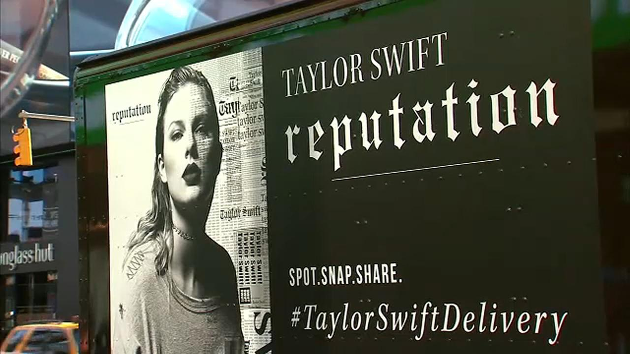Taylor Swifts sixth album is set to be released Nov. 10.