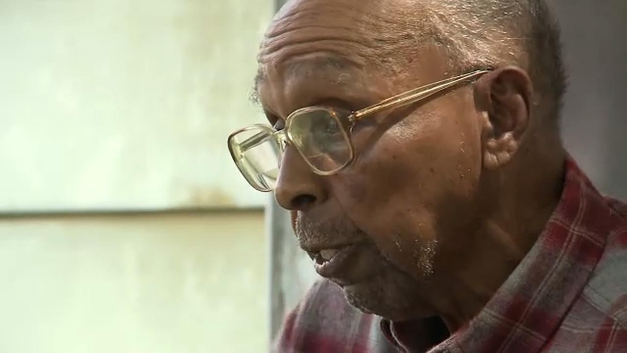 91-year-old man arrested, cuffed for waving stick