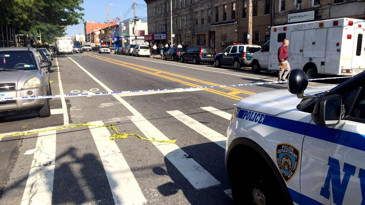 Teenager, man and woman hurt in East New York shootings