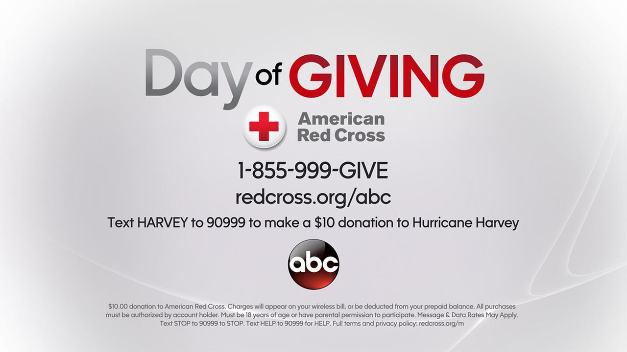 hurricane harvey day of giving