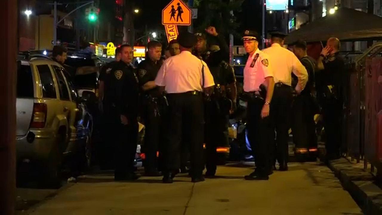 4 people shot, 1 fatally, in separate shootings in Brooklyn