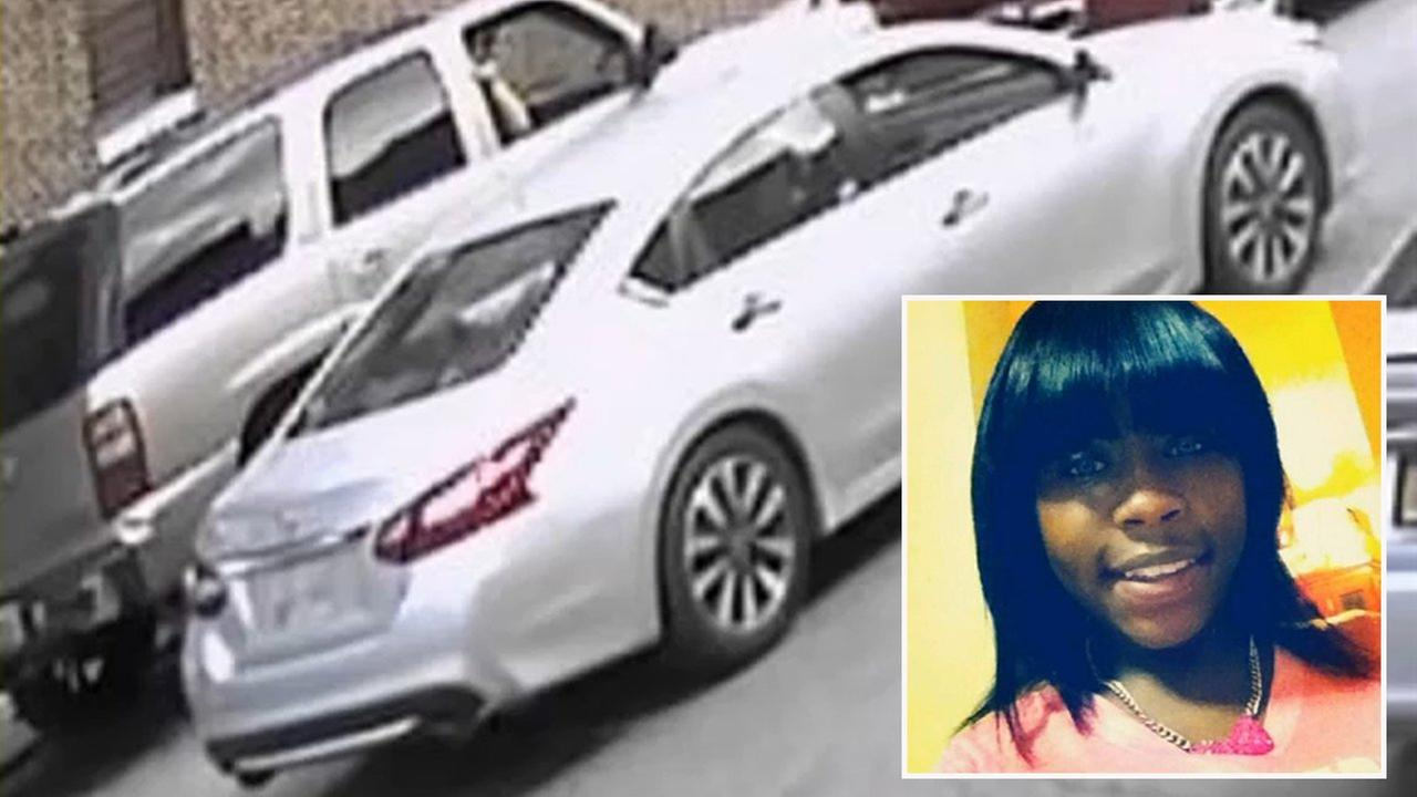 Police release picture of car involved in shooting of pregnant Brooklyn woman