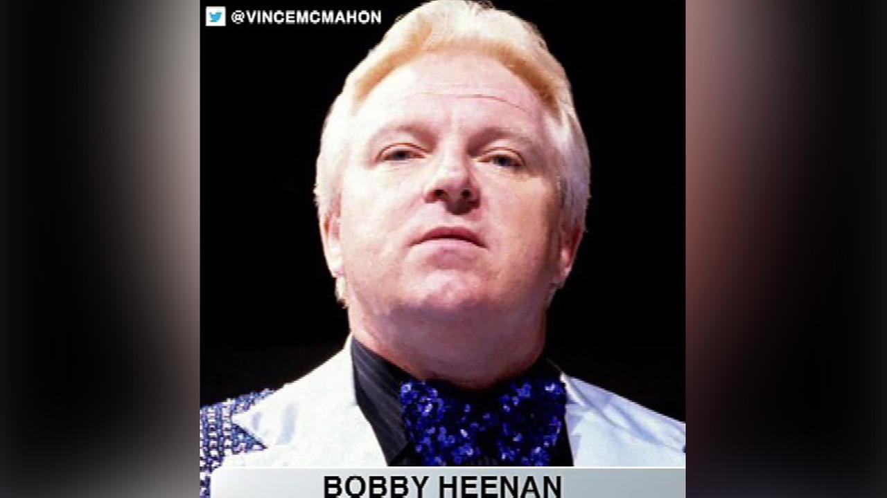 Legendary wrestling manager Bobby 'The Brain' Heenan dies
