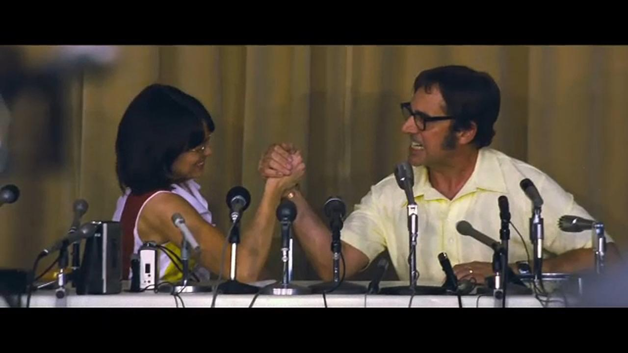 'Battle Of The Sexes' Takes Center Court