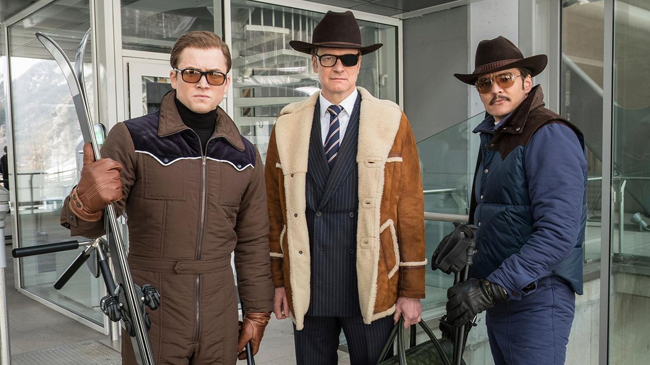 kingsman the golden circle colin firth