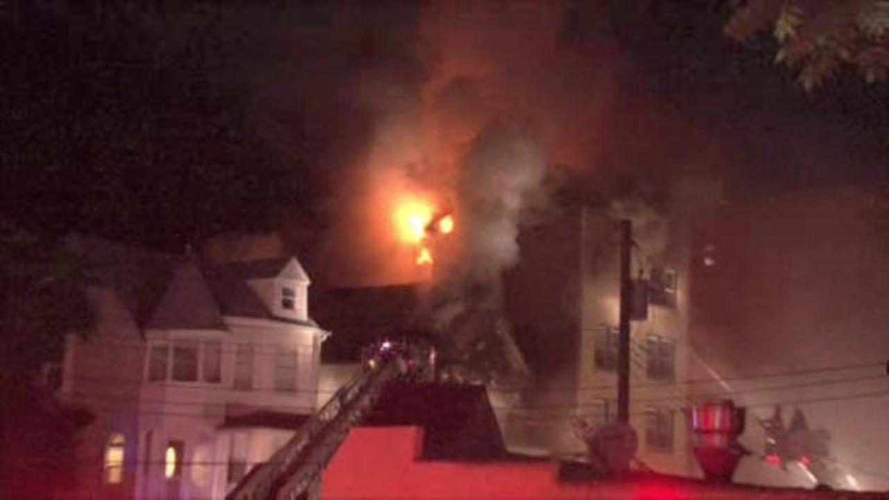 12-year old boy charged with arson in fire that displaced dozens in Yonkers