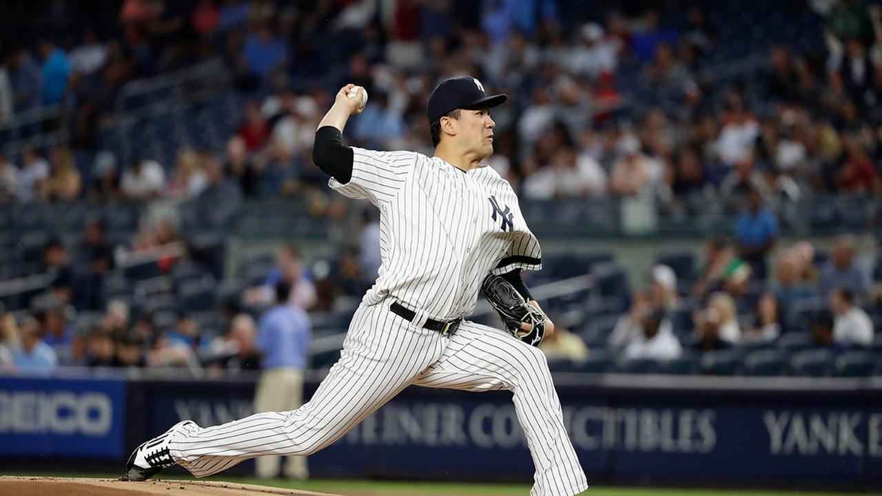 Tanaka to start Game 1 of ALCS for Yankees against Astros