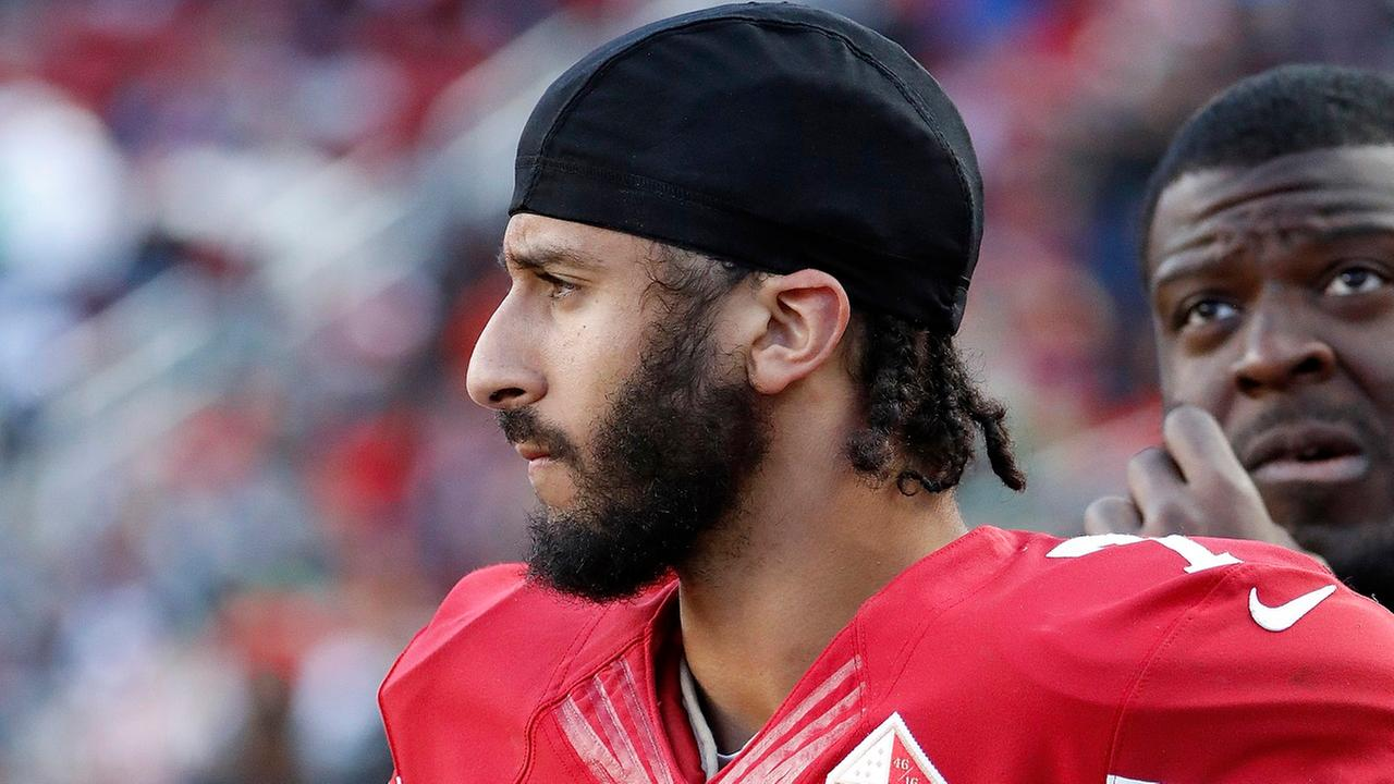 ABC: Colin Kaepernick files grievance against NFL owners