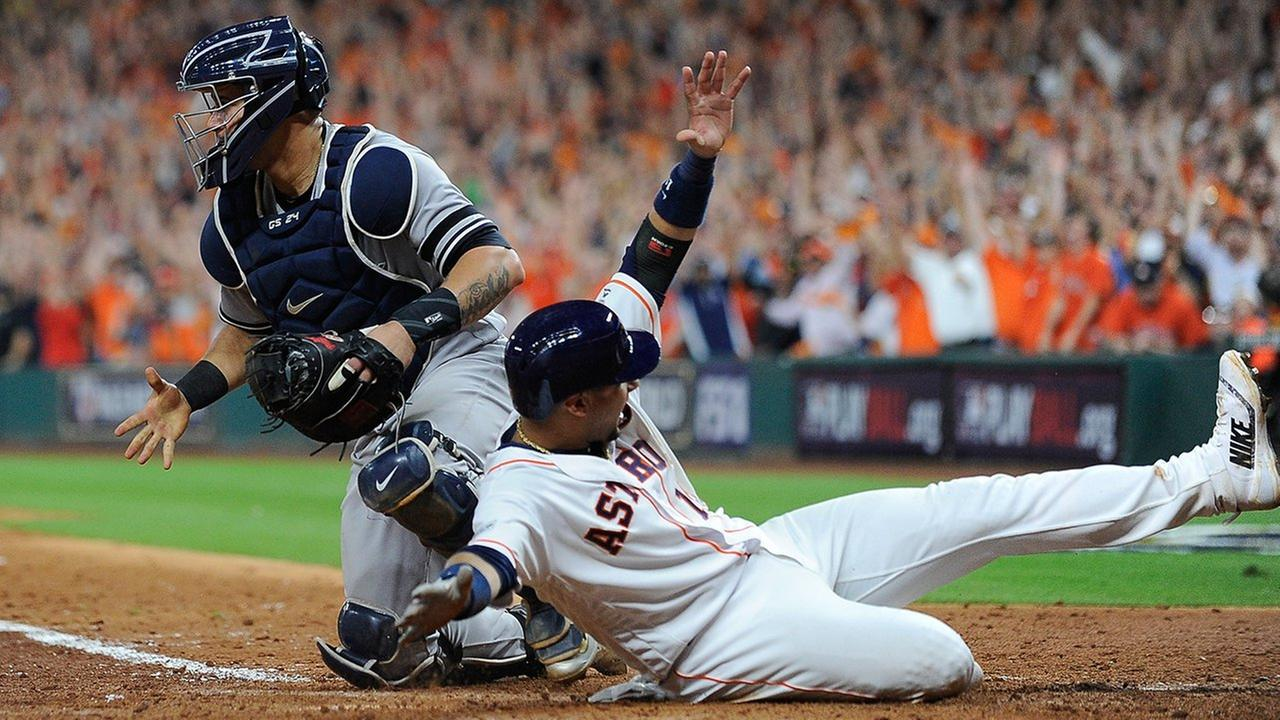 How to Watch Astros vs. Yankees