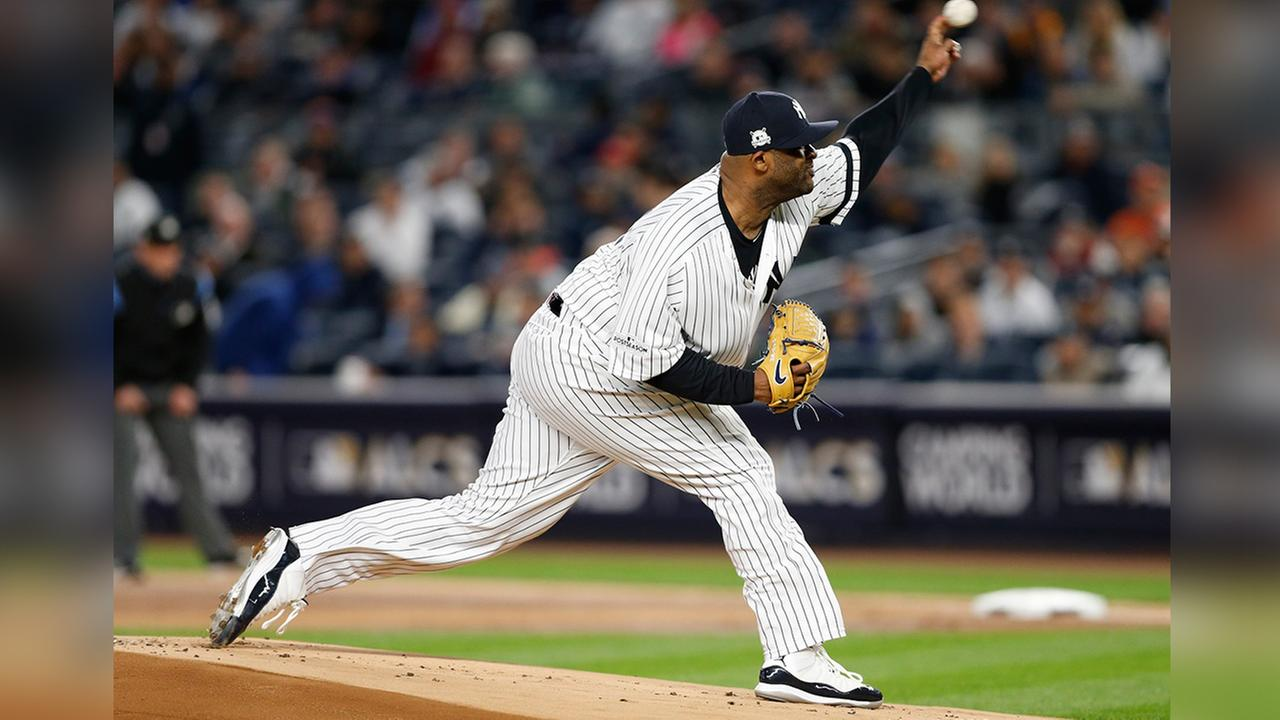 Yankees step to their own beat and rhyme for Game 7