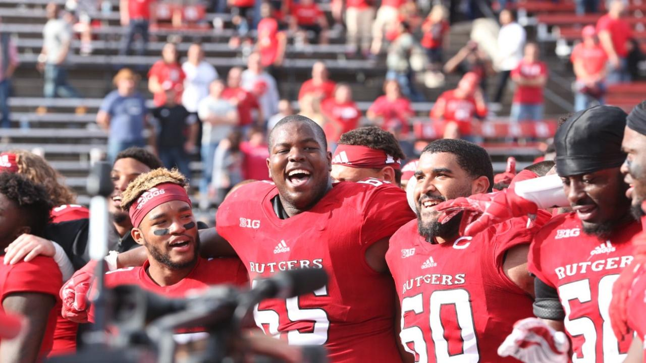 Rutgers defeats Purdue for its second consecutive conference win
