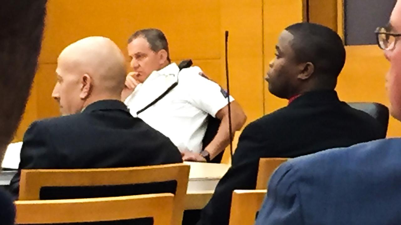 'Road rage' cop found not guilty in shooting of unarmed man
