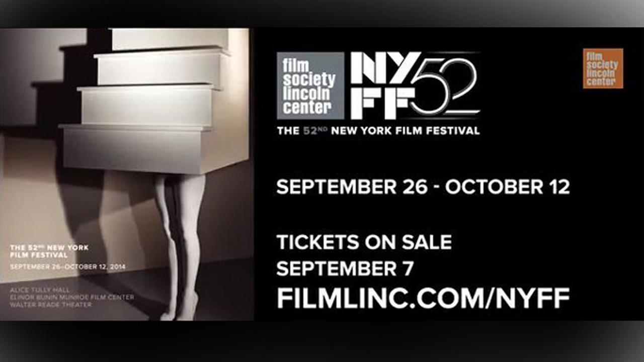 2014 New York Film Festival starts