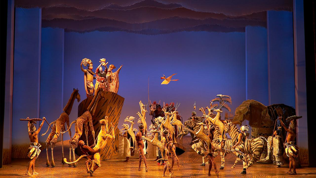 the lion king broadway