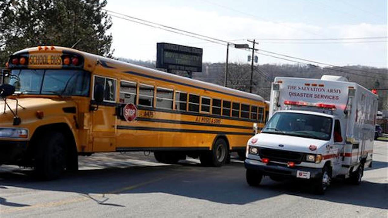 pittsburgh school shooting