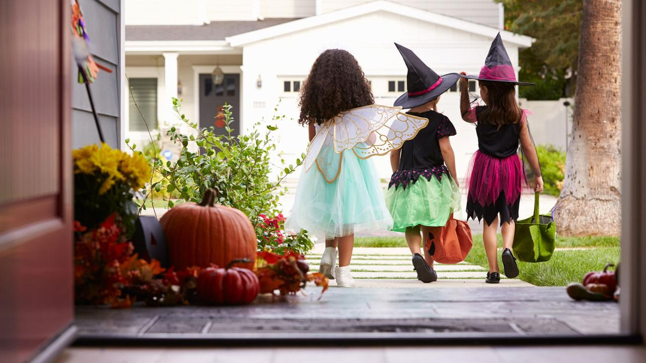 Are teenagers too old for trick-or-treating?