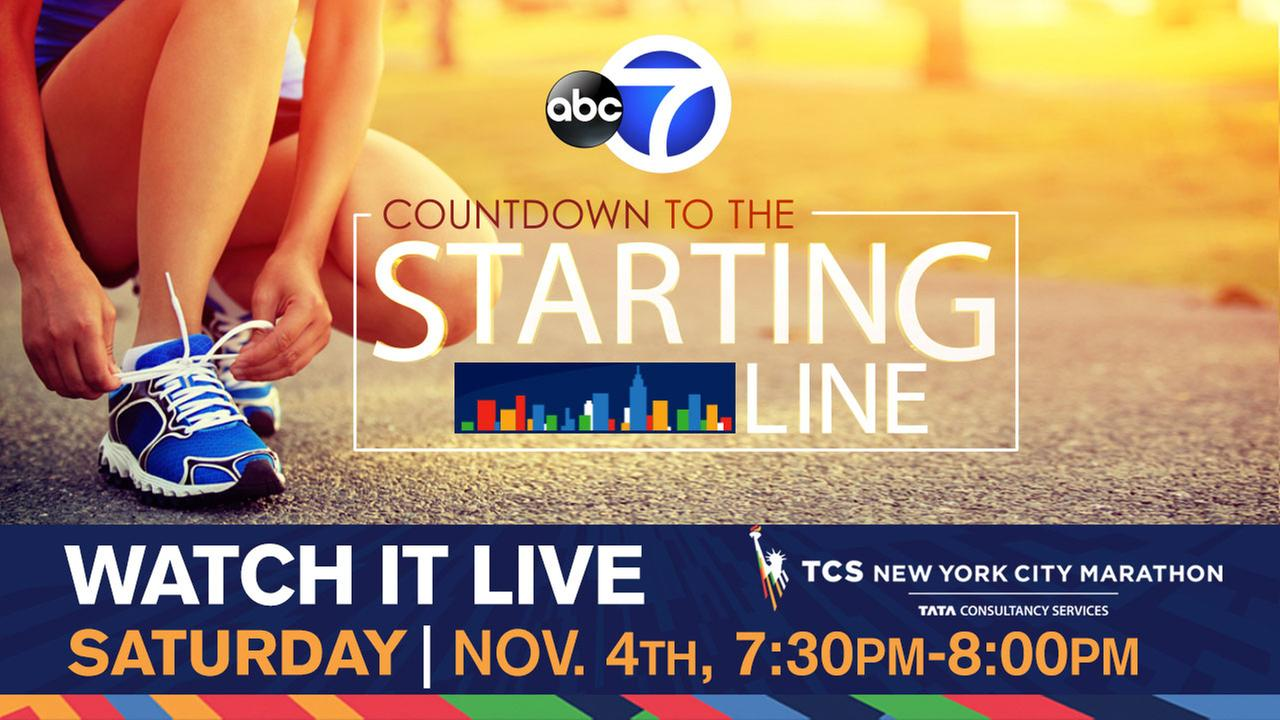 Countdown to the Starting Line: Watch our half hour special